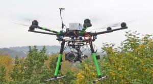 Kopter-im-Flug